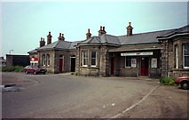 TM2532 : Harwich Town station by Dr Neil Clifton