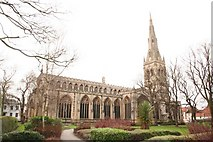 SK7953 : St.Mary Magdalene's church by Richard Croft