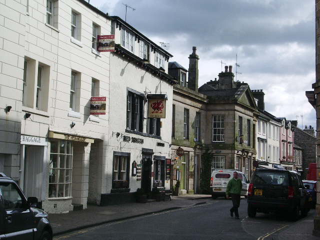 Red Dragon, Main Street, Kirkby Lonsdale