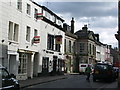 SD6178 : Red Dragon, Main Street, Kirkby Lonsdale by Alexander P Kapp