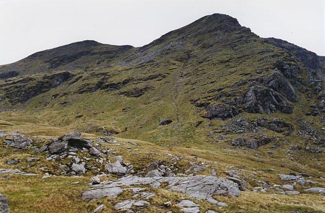Coire Daingean and Beinn an Dothaidh