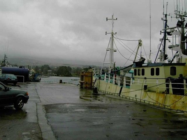 Harbourside, Castletownbere