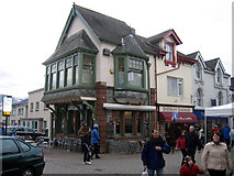 NY2623 : Sandwich Shop, Keswick by Phil Davies