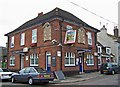 TQ9064 : The Foresters Arms public house, Charlotte Street by Richard Dorrell