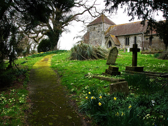 St Mary's church, Bepton