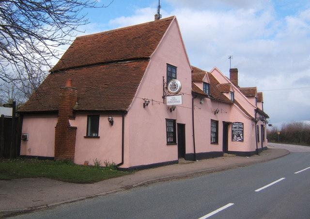 Three Horseshoes pub, Fordham