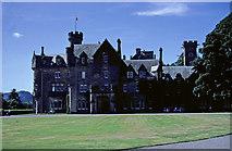 NH7389 : Skibo Castle, Nr Dornoch, Sutherland by Christine Matthews