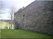 NN8666 : St Brides church Old Blair by Thomas Stenhouse