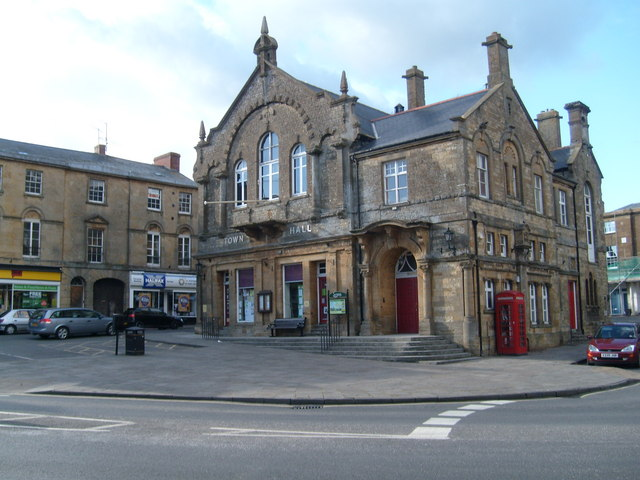 Crewkerne Town Hall