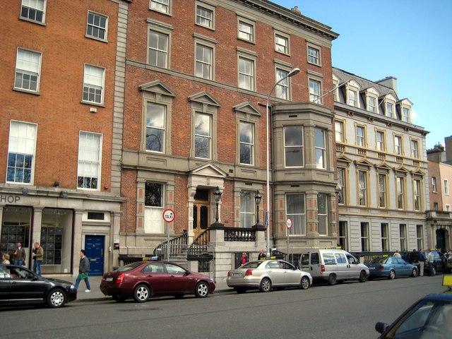 Former Hibernian United Service Club, St Stephens Green