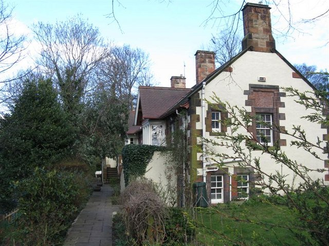 George Pape's Widows' Cottages