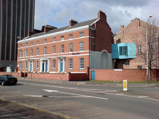 Bray and Bray solicitors, at the end of Humberstone Road