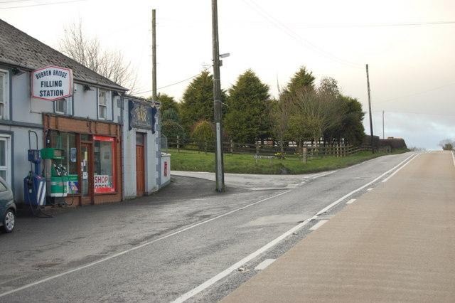 Burren Bridge Filling Station