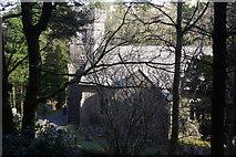 SN7673 : Hafod Church by Stephen McKay