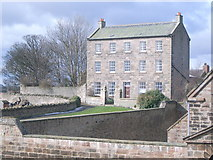 NU0052 : House near to Coxons Tower, city walls by Nicholas Mutton