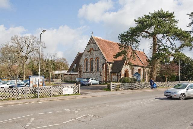 All Saints' church, Denmead