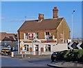 TQ9064 : The Stumble Inn public house by Richard Dorrell