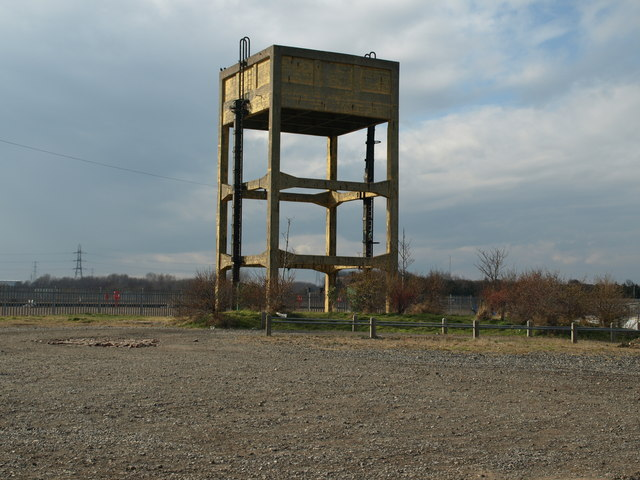 Cambois Water Tower