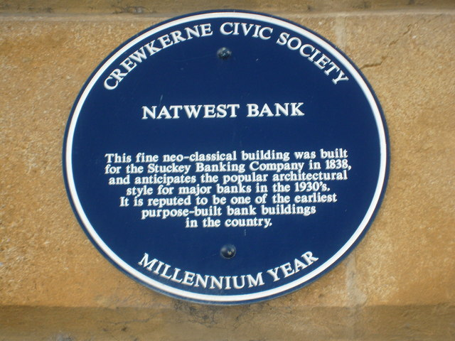 The Natwest Bank, Crewkerne