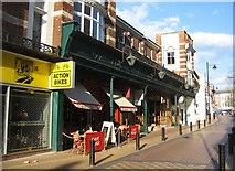 SU6351 : Winchester Street by Sandy B
