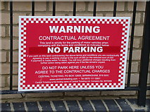 TL4658 : Contractual Agreement? by Keith Edkins