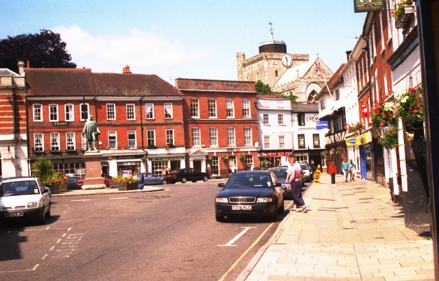 The Square Romsey