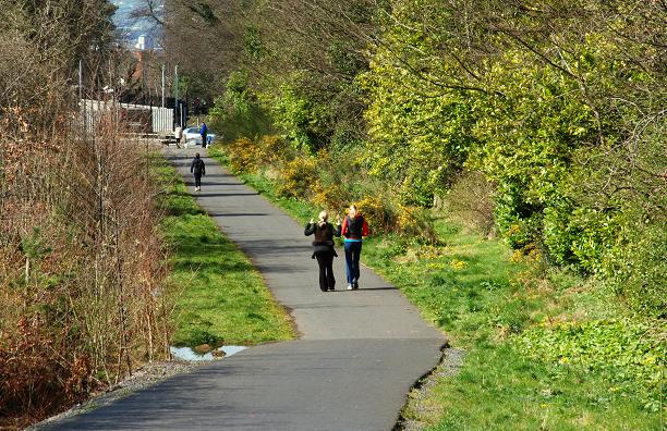 Comber greenway