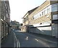 SE1422 : West Park Street, Brighouse by Humphrey Bolton