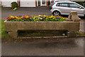 TQ2853 : Horse trough by Ian Capper