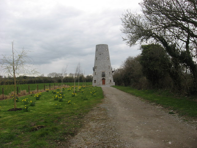 Windmill at Balrath, Co. Meath