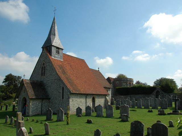 St Margaret's Church, Eartham