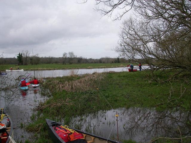 River Avon near Alderbury