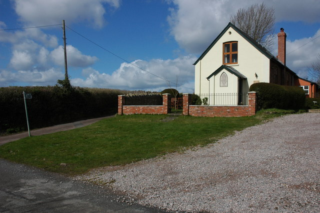 Converted Chapel, Howle Hill