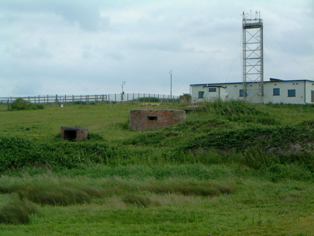 Weather Station at Muckleburgh airfield