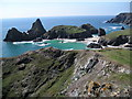 SW6813 : Kynance Cove from the East Cliffs by Michael Heavey
