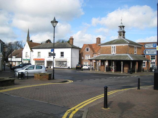 Princes Risborough: The Market Square