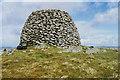 SN8658 : Summit cairn of Drygarn Fawr by Nigel Brown