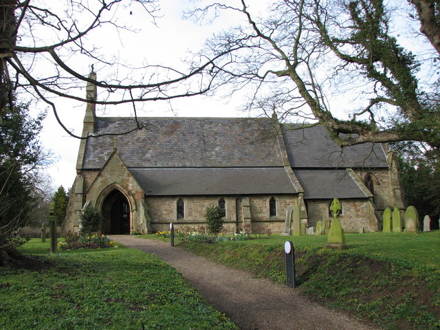 St Mary's Church, Long Newton