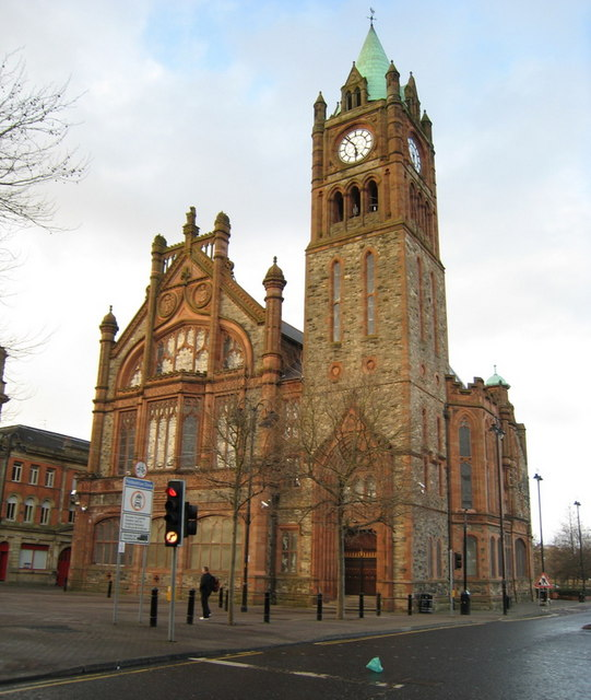 The Guildhall, Derry/Londonderry