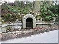 NN8861 : Roadside well by Russel Wills