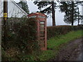 SO3206 : Telephone Box by Colin Madge