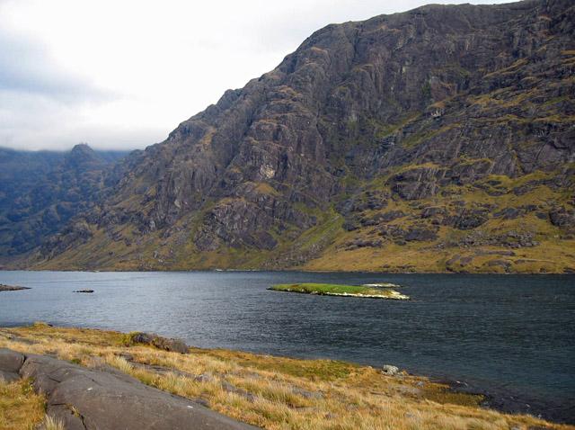 Loch Coruisk by John Allan