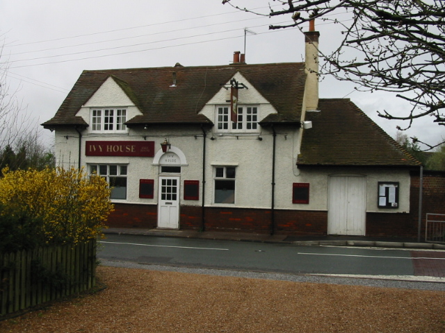 The Ivy House pub, Tyler Hill