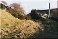 SN9079 : Llangurig station site by Nigel Brown