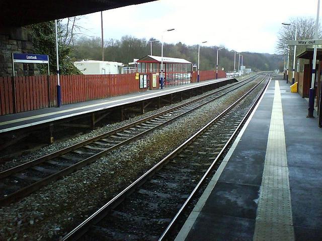 Lostock Station