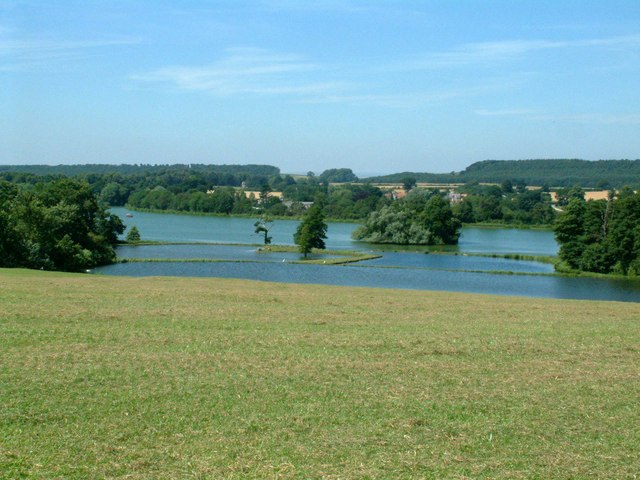 Great Lake from Castle Howard