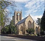 TA0432 : Church of St. Mary the Virgin, Cottingham by David Wright