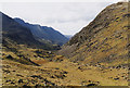 SH6455 : Head of the Llanberis Pass by Nigel Brown