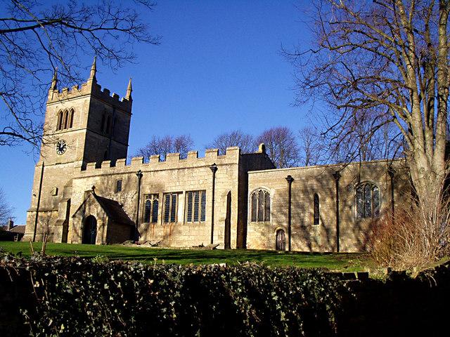 Scarcliffe church