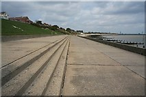 TM2531 : Dovercourt promenade by Bob Jones